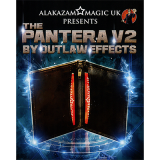 Alakazam Presents The Pantera Wallet (Gimmick and Online Instructions) by Outlaw Effects - Trick