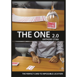 The One 2.0 (DVD and Gimmick) by Anthony Stan and Magic Smile Productions - Trick