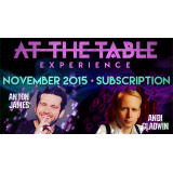 At The Table November 2015 Subscription Video DOWNLOAD