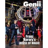 "Genii Magazine ""Franz Harary: House of Magic"" February 2016 - Book"