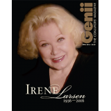 "Genii Magazine ""Irene Larson"" April 2016 - Book"