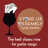 Stand Up Assembly (Blue) by Vernet - Trick