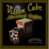 Vision Cube (ESP symbols /Second Sight cube ) by Hand Crafted Miracles - Trick