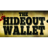 Alakazam Presents Hideout V2 Wallet (DVD and Gimmick) by Outlaw Effects - Trick