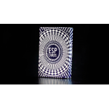 ESP Origins Deck Only (Blue) by Marchand de Trucs - Trick
