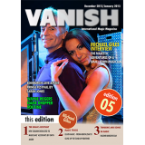 VANISH Magazine December 2012/January 2013 - Michael Giles eBook DOWNLOAD