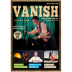 VANISH Magazine April/May 2015 - Keith Fields eBook DOWNLOAD