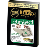 Tango Blinked Right Handed (Gimmick and Online Instructions) V0016 by Tango Magic - Trick