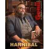 "Genii Magazine ""Hannibal"" June 2016 - Book"