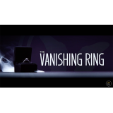 Vanishing Ring Blue (Gimmick and Online Instructions) by SansMinds - Trick