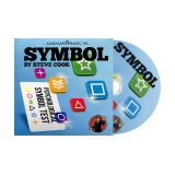 Symbol (DVD and Gimmick) by Steve Cook - DVD