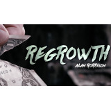 Regrowth (DVD and Gimmick) by Alan Rorrison - DVD