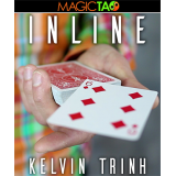 Inline (Gimmick and Online Instructions) by Kelvin Trinh - Trick