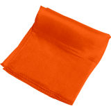 Silk 24 inch (Orange) Magic by Gosh - Trick