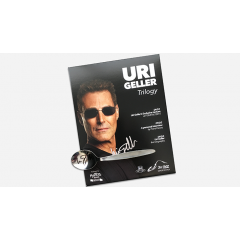 Uri Geller Trilogy (Signed Spoon & Box Set) by Uri Geller and Masters of Magic - DVD