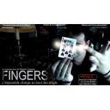 Fingers (Red) by Mickael Chatelin - Trick