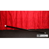Vanishing Cane Plastic (Black) by Mr. Magic - Trick