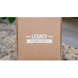 Legacy V2 (Gimmicks, Book and Online Instructions) by Jamie Badman and Colin Miller - Trick