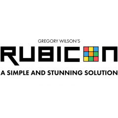 Rubicon 2.0 (Gimmick and Online Instructions) by Greg Wilson - Trick