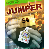 Jumper Blue (Gimmick and Online Instructions) by Danny Weiser - Trick