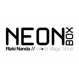 Neon Box (Gimmick and Online Instructions) - Trick