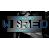 Wired (Gimmick and Online Instructions) by Danny Weiser - Trick