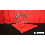 """8"""" Linking Rings SS (7 Rings) by Mr. Magic - Trick"""