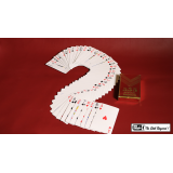 Electric Deck Deluxe (52 Cards Bridge) by Mr. Magic - Trick