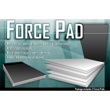 Force Pads (Small / Black) Set of Two by Warped Magic - Trick