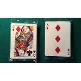 Superior Gaff Set (27 cards) Playing Cards by Expert Playing Card Co