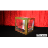 "Crystal Flash Appearance Box (8"" x 8"" x 8"") by Mr. Magic - Trick"