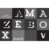 AmazeBox Black (Gimmicks and Online Instructions) by Mark Shortland and Vanishing Inc - Trick