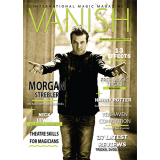 VANISH Magazine August/September 2016 - Morgan Strebler eBook DOWNLOAD