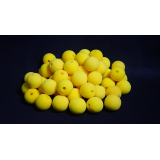 Noses 1.5 inch (Yellow) Bag of 50 from Magic by Gosh