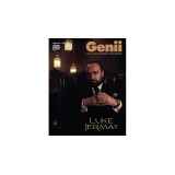 "Genii Magazine ""Luke Jermay"" August 2017 - Book"