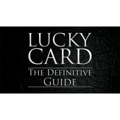 Lucky Card (Gimmicks Included) by Wayne Dobson - Trick