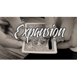 Expansion Blue (DVD and Gimmicks) by Daniel Bryan and Dave Loosley - Trick