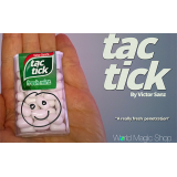 Tac Tick (Gimmick and Online Instructions) by Victor Sanz - Trick
