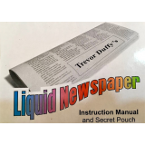 Liquid Newspaper by Trevor Duffy - Trick