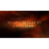 Quantum Leap Blue (Gimmicks and Online Instructions) by Gavin James - Trick