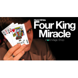 Four King Miracle (Gimmick and Online Instructions) by Henri White - Trick