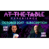 At The Table October 2017 Subscription video DOWNLOAD