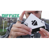 The Blue Crown Mini Series: Diffuze by Ivan Ang - DVD