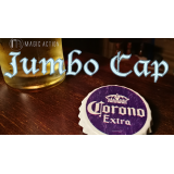 Jumbo Cap (Cor) by Magic Action - Trick