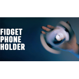 Fidget Phone Holder Pink (Gimmick and Online Instructions)