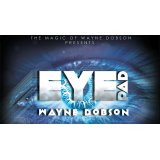 Eyepad (Gimmicks and Online Instructions) by Wayne Dobson - Trick