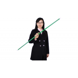 Appearing Cane (Plastic, GREEN) by JL Magic