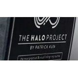 The Halo Project Size 8 (Gimmicks and Online Instructions) by Patrick Kun - Trick
