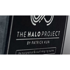 The Halo Project Size 10 (Gimmicks and Online Instructions) by Patrick Kun - Trick