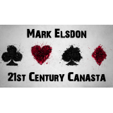 21st Century Canasta by Mark Elsdon